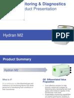 Hydran M2 ProductPresentation 2012 (No GE)