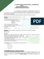 Material Academico Sobre Reparto Proporcional y Optimizacion Lineal