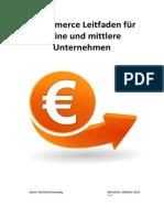 E-Commerce Leitfaden für KMU - conversionxpert.de
