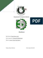 Manufactura, México y mundo
