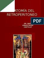 7ma Clase Abdomen - Retroperitoneo - Dr. Hinostroza