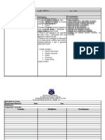 Plano anual – 2009 - Edimar