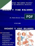 5ta Clase Abdomen - Higado y Vias Biliares - Dr. Herrera
