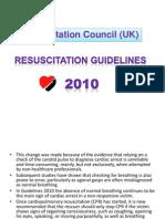 Resuscitation Guidelines 2010.pptx