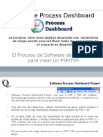 Software Process Dashboard Project 22 Junio 09