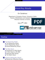 Related-Key Attacks