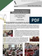 VII Encuentro de Maestros y Responsables de Almazara
