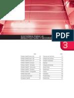Guía del Aluminio 3 - Capítulo 3 - Sistemas para la Arquitectura y la Decoración