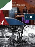 Madagascar - L'Education primaire en temps de crise (Banque Mondiale - 2013)