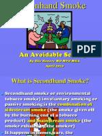 5 Secondhand Smoke