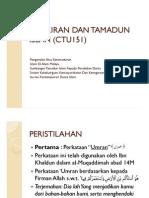 Bab 1 - Konsep Tamadun Islam [Pp] Baru