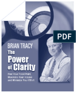 Brian Tracy the Power of Clarity