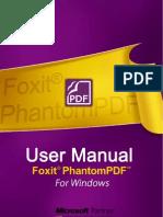 Phantom PDF_User Manual
