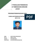 Tokoh Matematik -Srivinasa Ramanujan