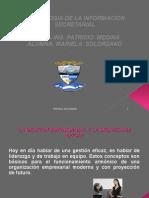 Tecnología de Info Secretarial