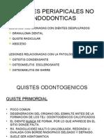 lesiones periapicales no endodonticas
