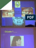 Desarrollo de La Dentcion y Oclusion Dentaria