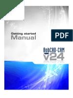 Bob Cam V24 Getting Started Manual