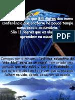 Os Conse Lhos de Bill Gates