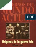 Gabriel Jackson - Cuadernos Mundo Actual Historia 16 nº 005 - Orígenes de la Guerra Fría