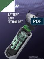 CEGASA Lithium Battery Pack