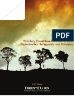 Voluntary Forest-Based Offsets