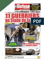 LE BUTEUR PDF du 20/06/2009
