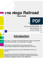 Nogo Railroad Case Study Analysis