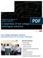 ABB-565-WPO_5 Essentials of Low Voltage Switchgear Solutions_web Compressed