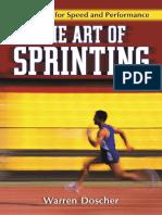 The Art of Sprinting - Warren Doscher