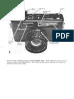 Yashica Electro Repair Manual