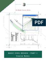 12d-2C1 Basic Civil Design