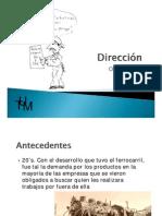 Dirección-Outsourcing