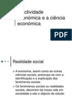 S1-S8-A actividade económica e a ciência económica
