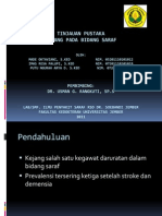Presentation Referat Kejang