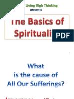 Basics of Spirituality