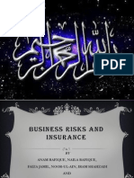 2Business Risks and Insurance