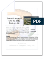 Tutorial Autocad Civil 3D 2012