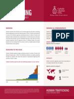 Human Trafficking Fact Sheet