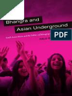 Bhangra and Asian Underground by Falu Bakrania