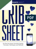 Crib Sheet - TRB2.0