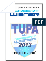 Tupa Norvert Wiener 2013