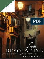 Fado Resounding by Lila Gray