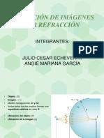 FORMACIÓN DE IMÁGENES POR REFRACCIÓN (1)