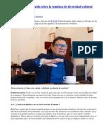 Fabián Sanabria habla sobre la temática de diversidad cultural.pdf
