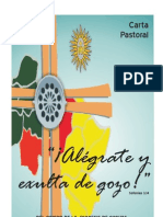 Carta Pastoral Obispo Rubén González Diócesis de Caguas