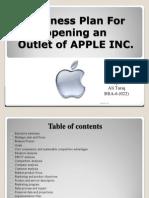 Apple Outlet launch