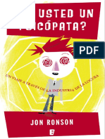 _Es Usted Un Psicopata_ - Jon Ronson