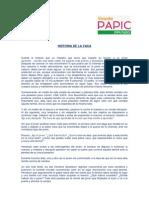 Vicente Papic Arce-Historia de La Vaca