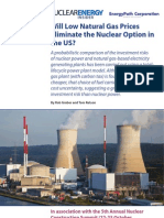 Will Low Natural Gas PricesEliminate the Nuclear Option inthe US?